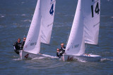 Yale women's sailing team photos - Intercollegiate Championships