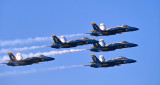Blue Angels practice days 10/ 8&9/09