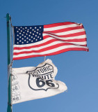USA and Route 66