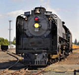 Union Pacific Steam Locomotive 844