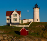 Cape Neddick Lighthouse (Nubble Light)
