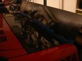 CF rear spoiler