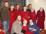 Visit to Redemptoristines