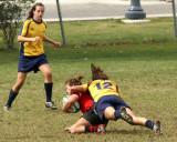 Queen's  Women's  Rugby 2008-09