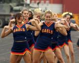 Queen's Cheerleading Team 2008-2009