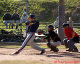 Queen's Vs St Clair Baseball 09-19-09