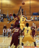 Queen's M&W Basketball 2009-10