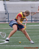 Queen's vs University of Ontario Institute of Technology W-Lacrosse 10-02-10