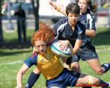Queen's vs Toronto W-Rugby 10-08-10