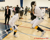 Queen's Fencing 2010-11