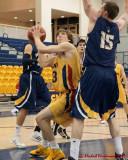 Queen's vs Windsor M-Basketball 11-26-10