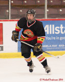 St Lawrence Brockville vs Humber Lakeshore M-Hockey 01-13-11