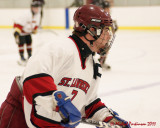St Lawrence Kingston vs McMaster MHockey 01-13-11