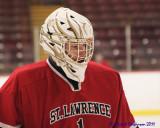 St Lawrence Kingston vs La Cité Collégiale M-Hockey 01-13-11