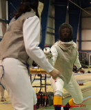 Queen's OUA Women's Fencing 02-05-11