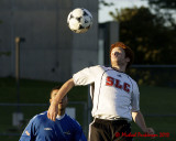 St Lawrence vs Algonquin Men's Soccer 09-19-12