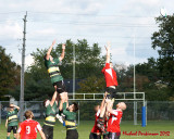 St Lawrence College vs Fleming  M-Rugby 09-29-12