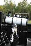 Schmidt-Newtonian in observatory
