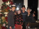 2009 - New Year at Trang & Son's House