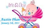 2011 - Austin Phan - New Born - Wednesday, January 5th, 2011