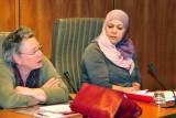 Mieke Coremans en Malika El Mrihi 2