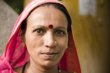 Pramila, streetcleaning woman in Pune
