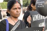 Women in Black vigil