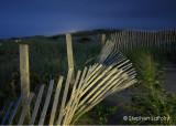 Fence at Sandy Neck