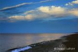Cirrus over Ocean Waves