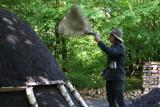 Kohlenmeiler / charcoal pile