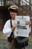 12. Juli 1929: der Zeitungsjunge / the paperboy