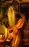 Cactus, Deerhead and Godzilla