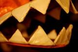 Paper Mache Teeth