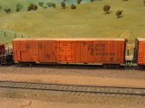 Red Caboose R-70-15 Reefers at Bealville