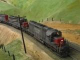 SD39 5353 at Allard