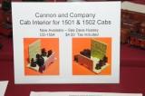 Cannon and Company's new Cab Interior