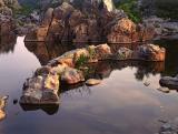 Rocks & Still Water