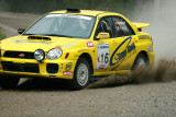 Rally Saints-Aghates-Des-Monts   2008