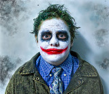 JOKER , The Dark Knight, Le Chevalier Noir