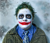 JOKER ,  Le Chevalier Noir	,The Dark Knight