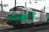 The BB67535 in the green FRET color scheme (at Avignon depot).