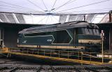 The BB67268 at Avignon depot.