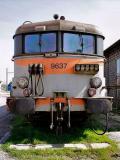 The BB9637 at Avignon depot.
