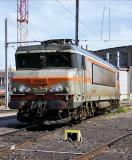 The BB7264 at Avignon depot.