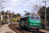 The BB26192 at Le Trayas.