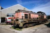 The BB64701 at Avignon depot.