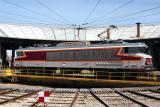 The CC6570 at Avignon depot.
