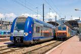 A Z-24500 at Nice-Ville station.