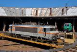 The BB7417 in a rare original condition. Avignon depot.