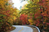 A Fall Ride Up US-276 To Caesars Head